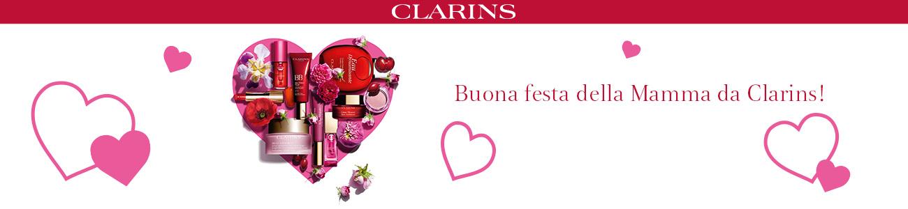 Clarins Buona Festa della Mamma