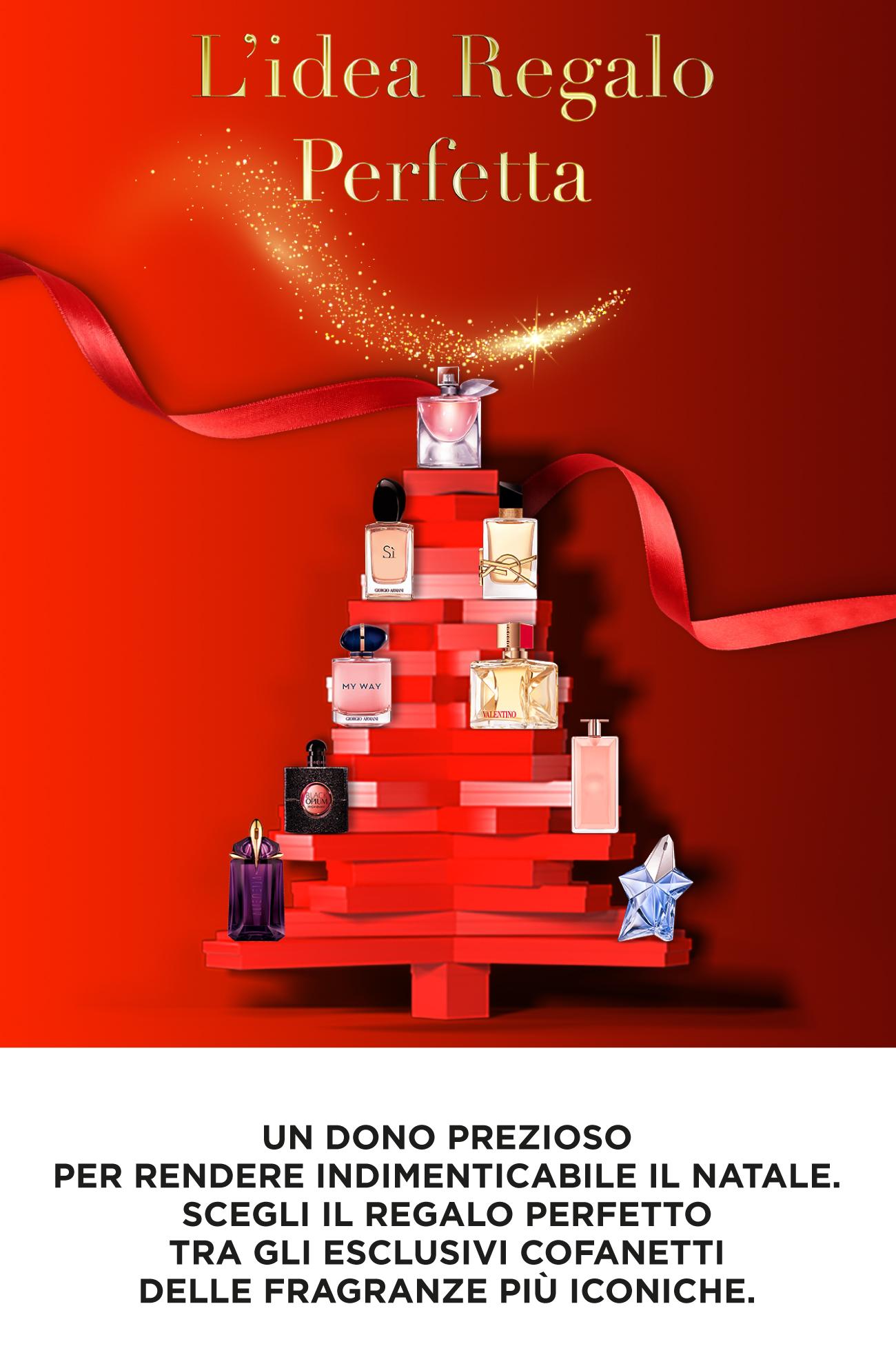 Regali di Natale - i migliori brand su Sabbioni.it