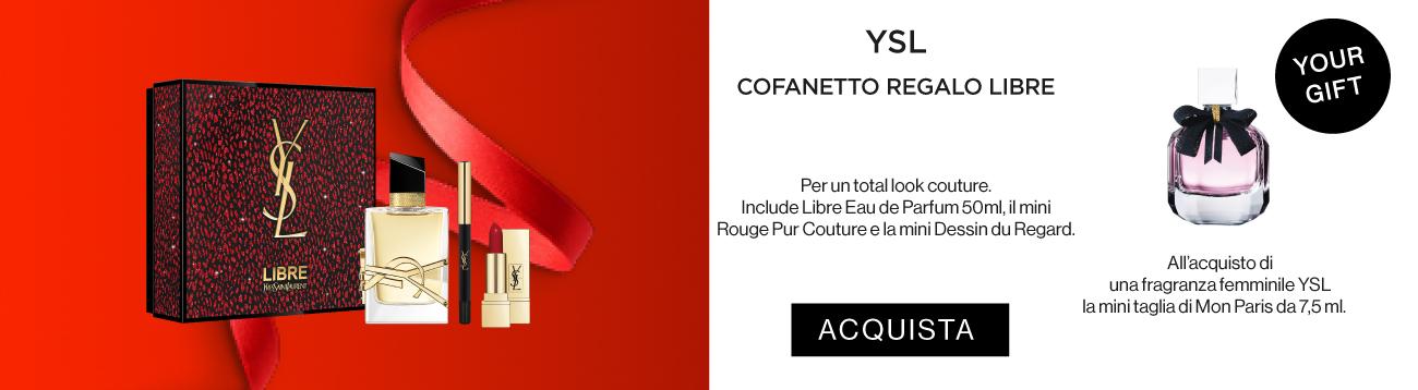 YSL Cofanetto di Natale - compra online su Sabbioni.it