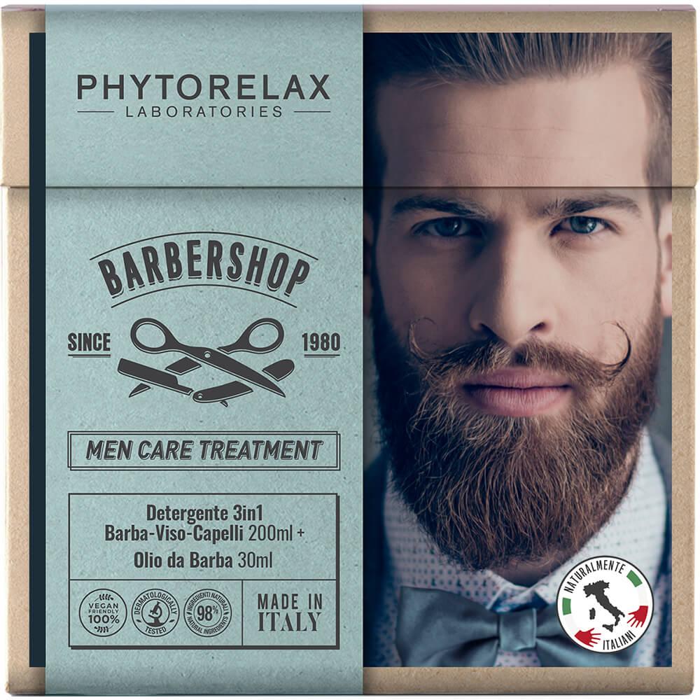 Cofanetto Barber Shhop Phytorelax - Regali di Natale per Lui