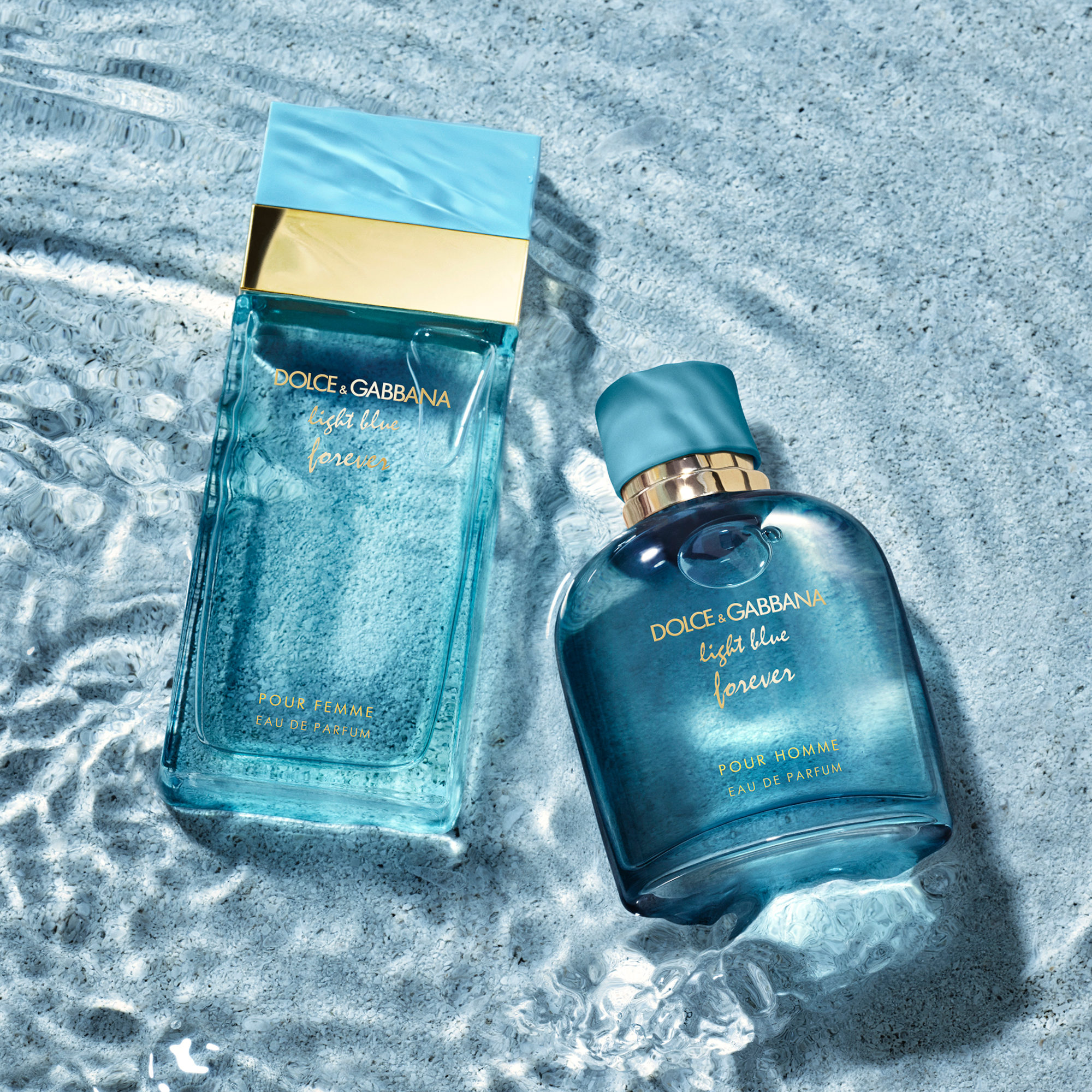 Light Blue Forever da Profumerie Sabbioni