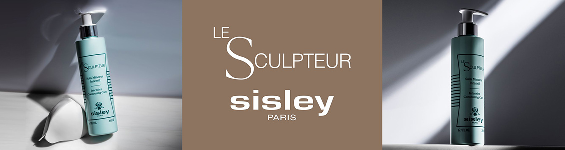 Le Sculpteur Sisley da Profumerie Sabbioni