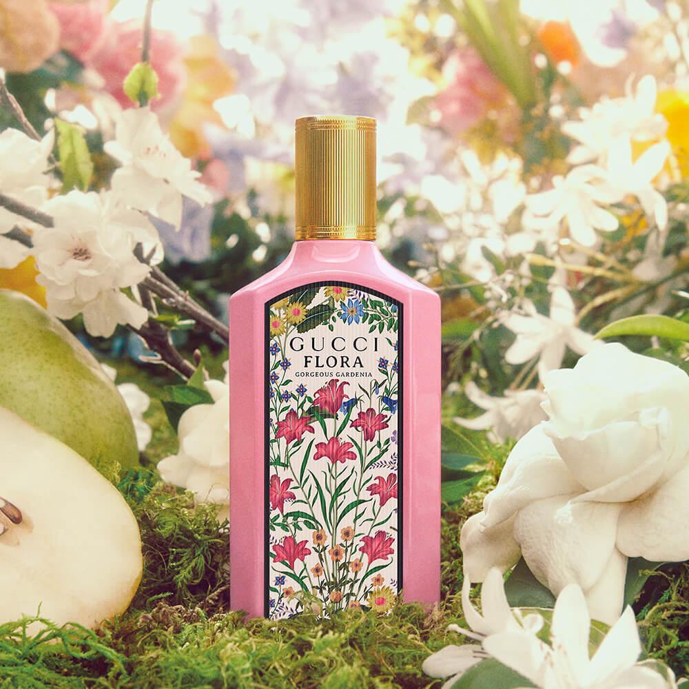 Gucci Flora Gorgeous Gardenie - Profumi autunnali da Profumerie Sabbioni