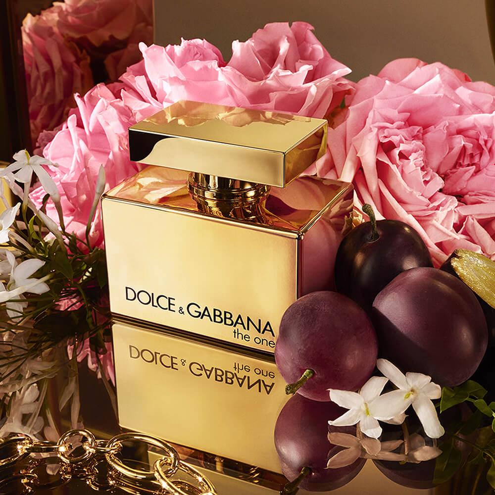 Dolce&Gabbana The One Gold - Profumi autunnali da Profumerie Sabbioni
