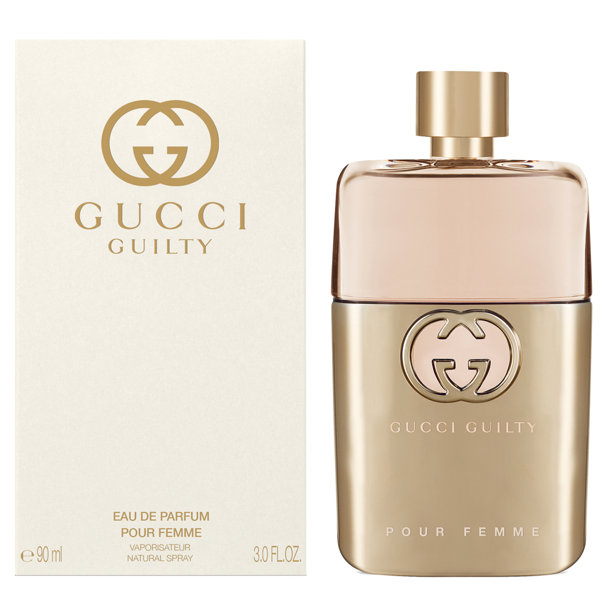 Gucci Guilty pour Femme EDP - Flacone
