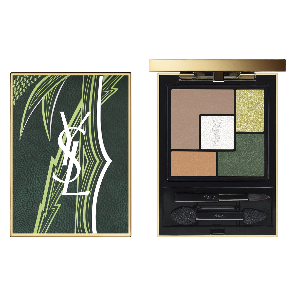 Acquista Online YSL Decadent Haven Couture Palette Collector