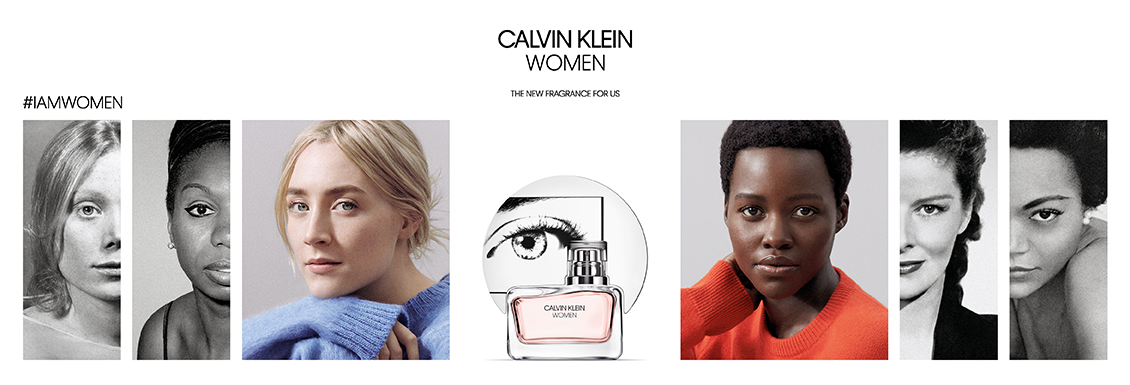 cheap for discount 6a531 a2db4 Calvin Klein -Women - The new fragrance for us