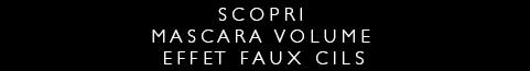 Mascara Volume Effet Faux Cils Acquista Online