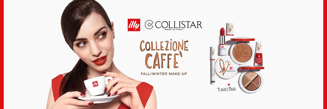 Collistar Collezione Caffé Makeup Autunno Inverno 2017 2018