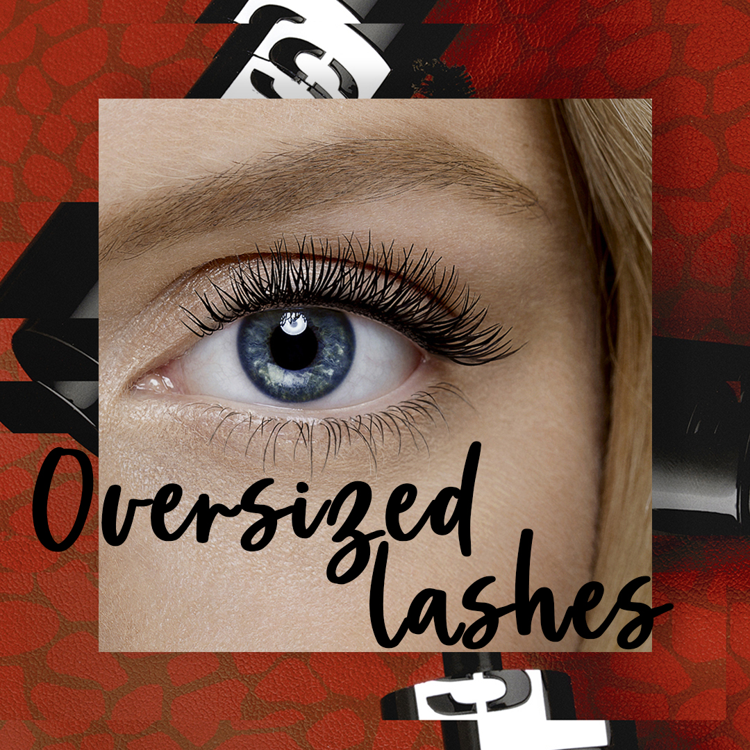 Oversized Lashes - So Volume Mascara