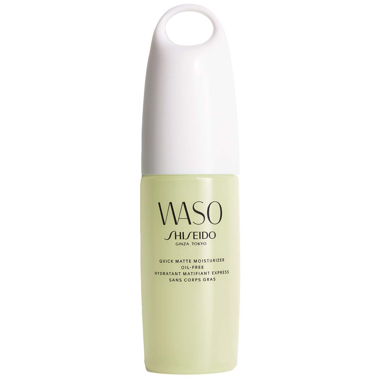 Shiseido Waso - Quick Matte Moisturizer 24h