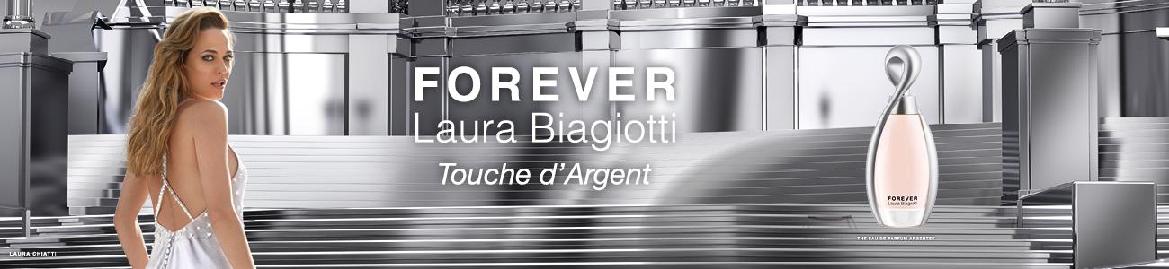 LAURA BIAGIOTTI Forever Touche d'Argent Eau de Parfum