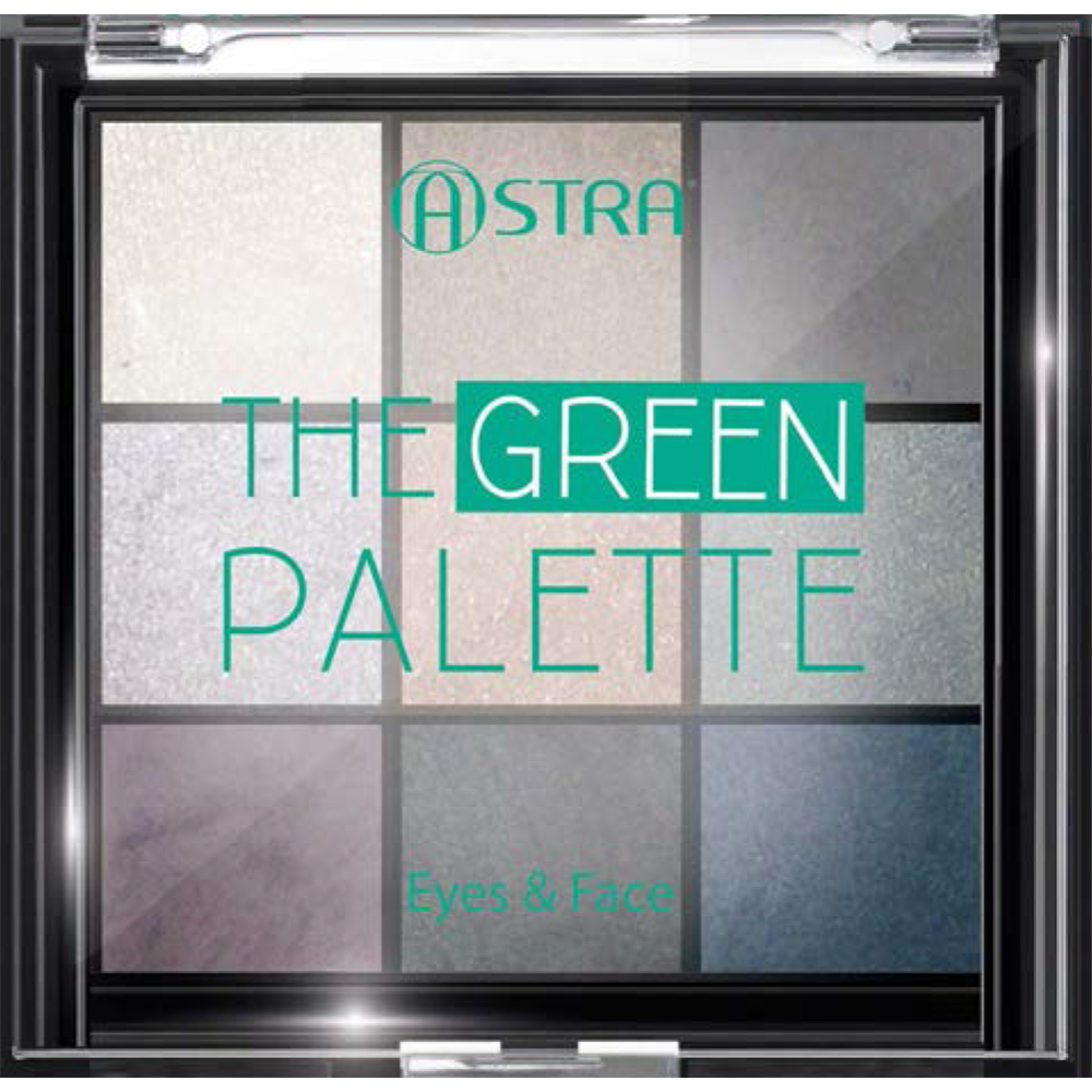 The green palette