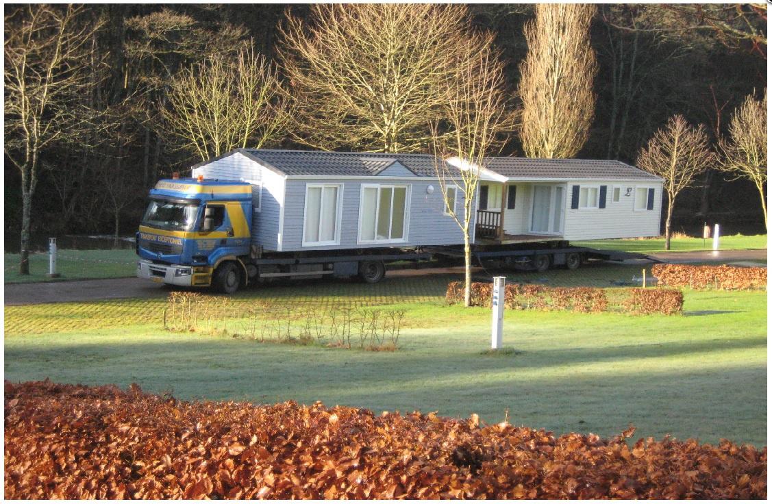 Casa mobile targata - Casa mobile su ruote ...