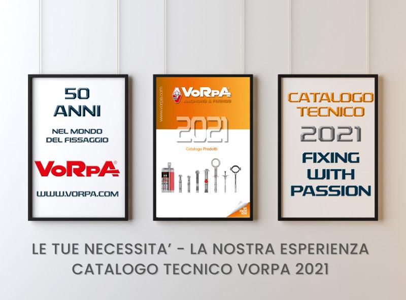 Sfoglia on line il nuovo catalogo Tecnico 2021