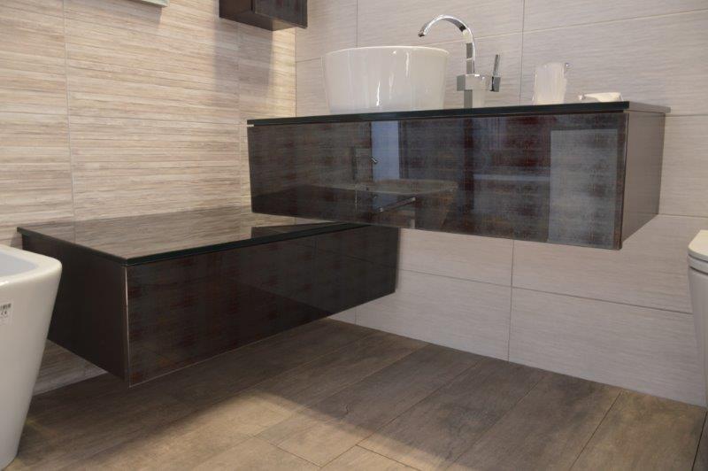 Carino mobile bagno doppio lavabo offerta bello gallery of