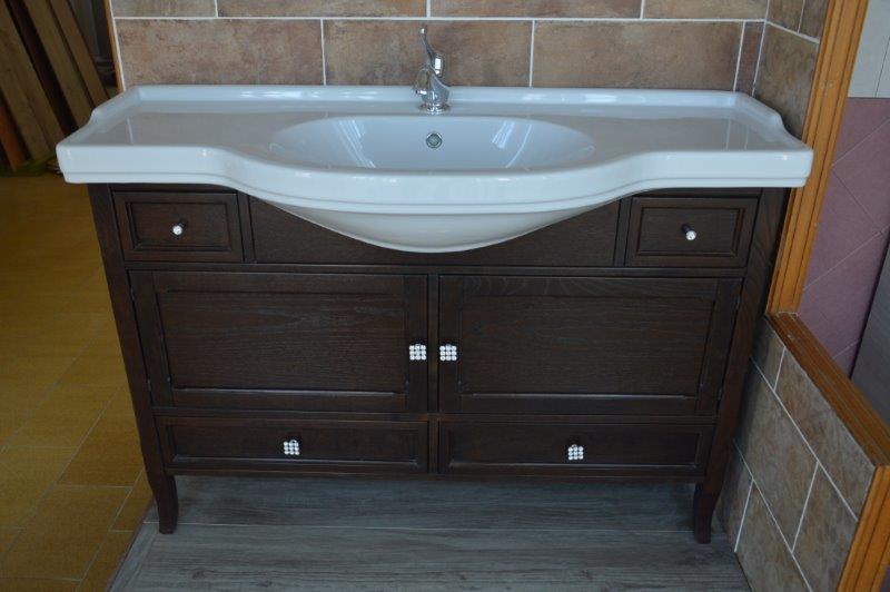 Offerta mobile bagno legno antico provincia di ancona