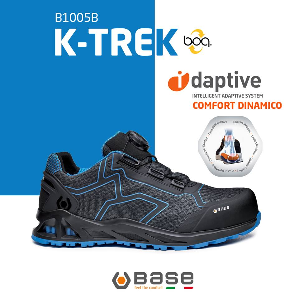 Scarpe antinfortunistiche Base K Rush S1P B1005C