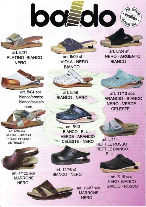aspetto dettagliato shopping metà prezzo Baldo calzatura ideale per lavoro; Baldo comodi zoccoli di ...
