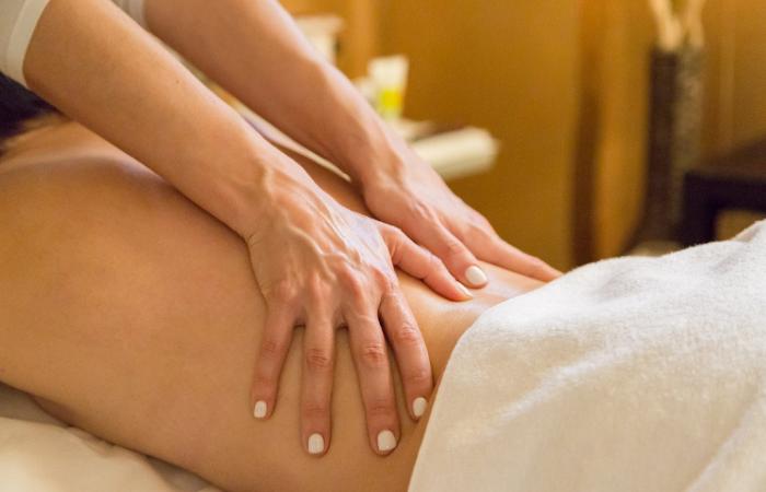 offerta spa massaggio e aperitivo