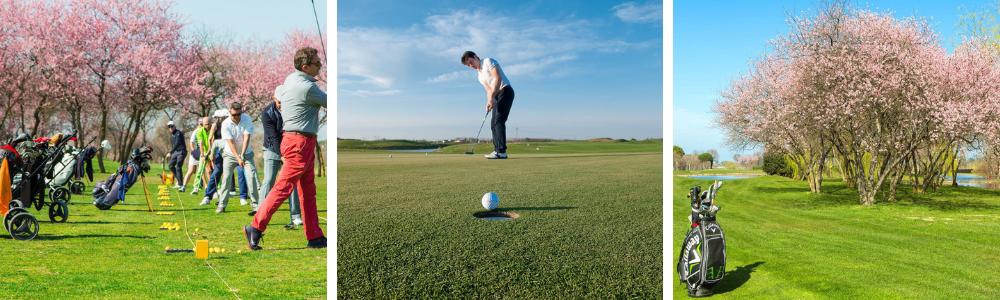 vacanze golf a Rimini offerta agosto 2019