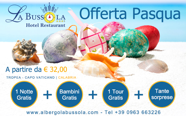 Offerte Pasqua Tropea hotel