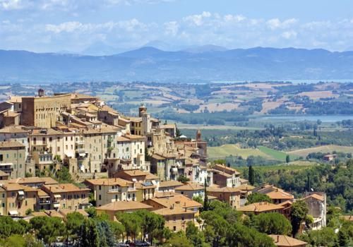 Chianciano Terme centro storico