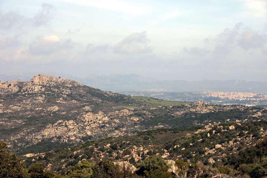 Visitare Monte Limbara in Gallura