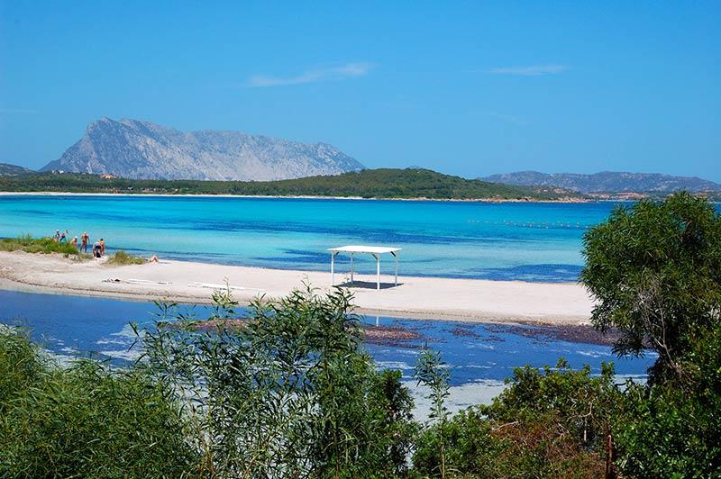 Spiagge a San Teodoro