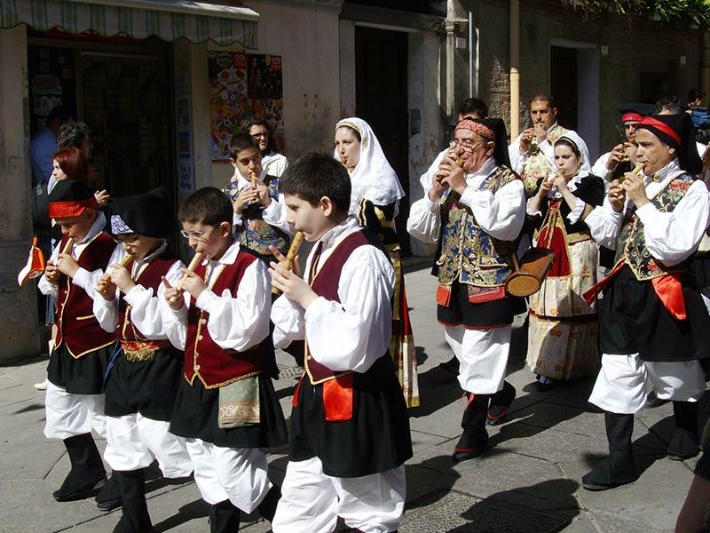 La musica Sarda, le Launeddas