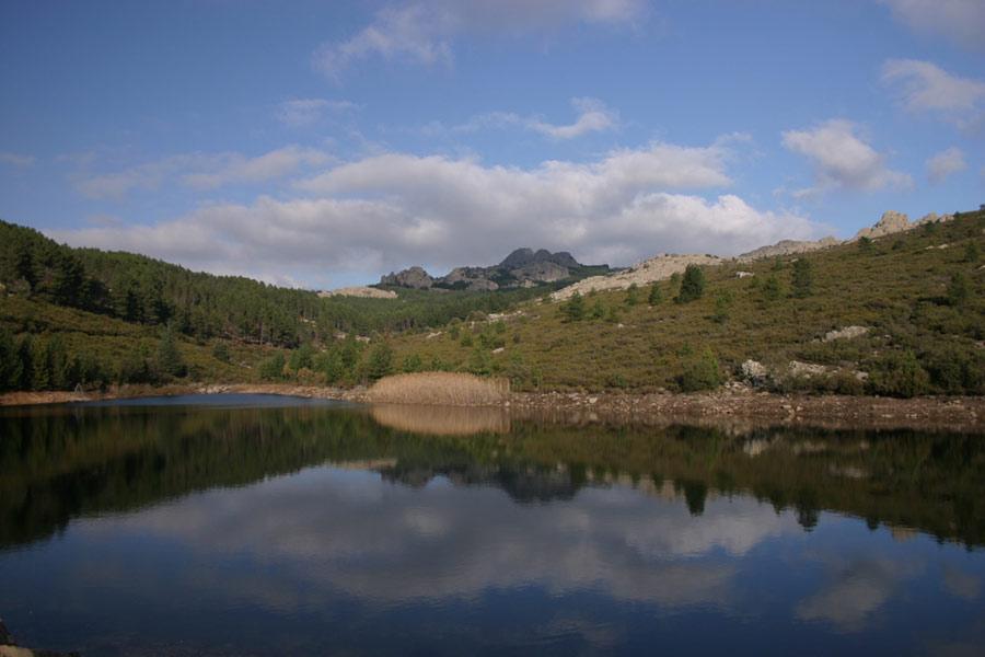 Monte Limbara sorgenti naturali