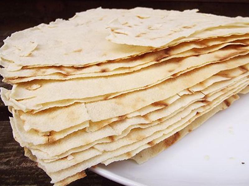 Pane carasau prodotto tipico sardo