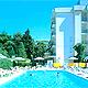 Hotel Villa del Parco hotel drei Sterne Marebello Alberghi 3 Sterne