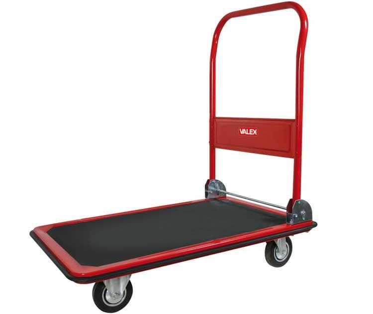 Carrello portapacchi 150 kg 1500134 valex - Porta ombrellone ...