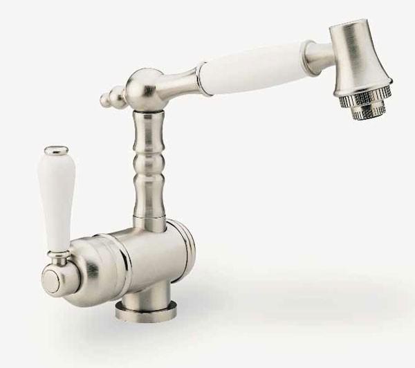 Miscelatore lavello con doccia estraibile ANTICA BES 1318 ...
