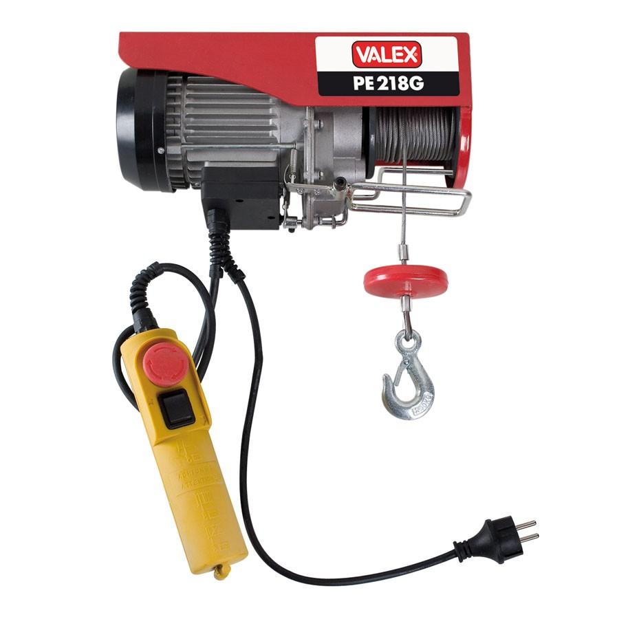 Paranco Elettrico 200 Kg Pe218g 1655156 Valex Toolshop It