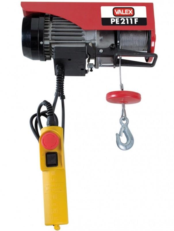 Paranco Elettrico 200 Kg Pe212g 1655155 Valex Toolshop It