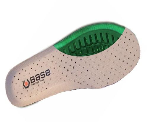 Scarpe Antinfortunistiche alte Platinum BUFFALO TOP S3 B712 BASE PROTECTION