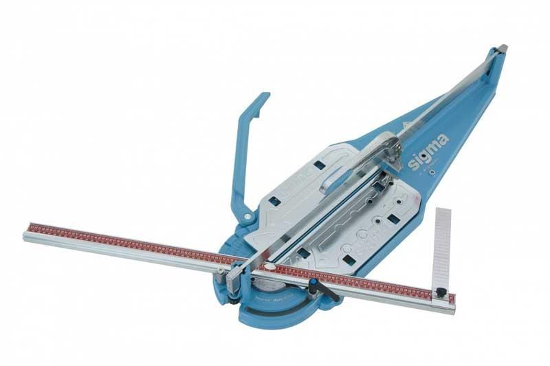 Tagliapiastrelle serie 3 max incisione a spinta 90 5 cm 3d3m sigma