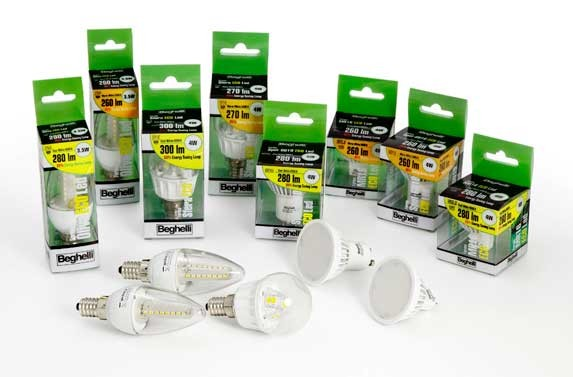 Lampadina sorpresa powerled anti black out e27 10w luce for Offerte lampadine a led e 27