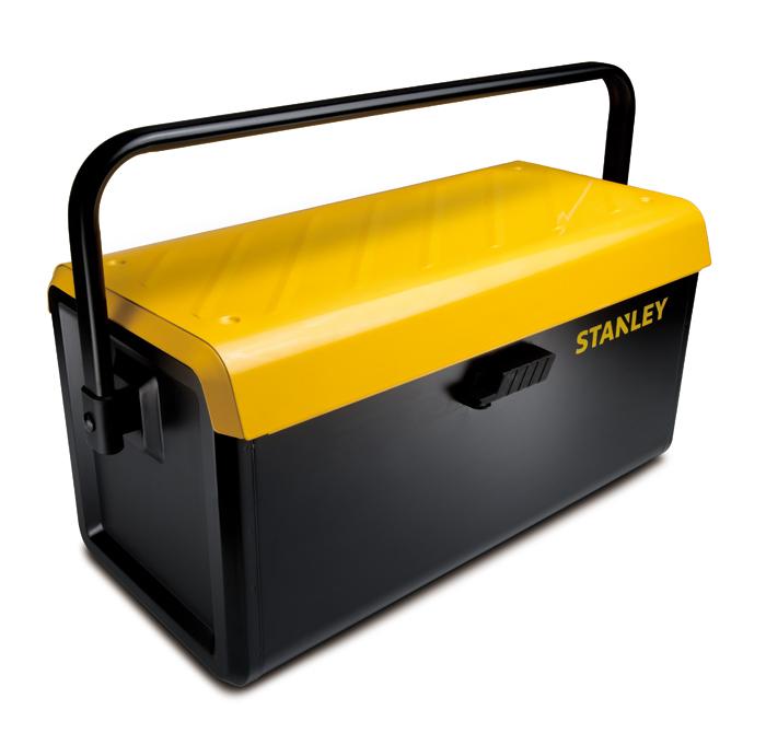 Cassetta porta attrezzi in metallo 19 stst1 75508 stanley - Cassetta porta attrezzi stanley con ruote ...