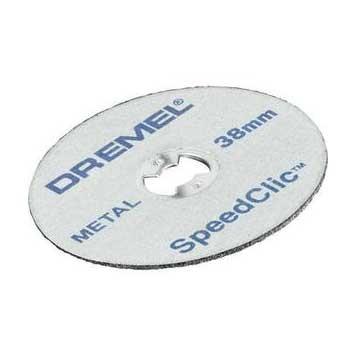 Dremel 12 dischi da taglio per metalli sc456b ez speedclic dremel - Taglio piastrelle dremel ...