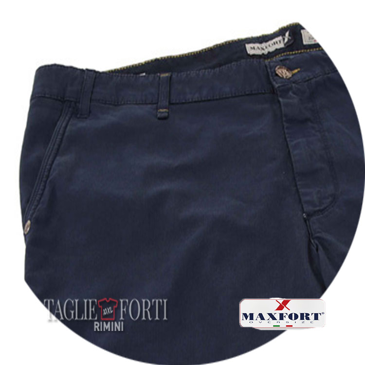 859399019c6 Maxfort short pants plus size molise blue