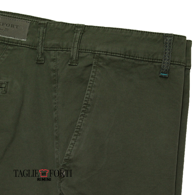 df5aacd714c Maxfort Short man outsize trousers item altea green