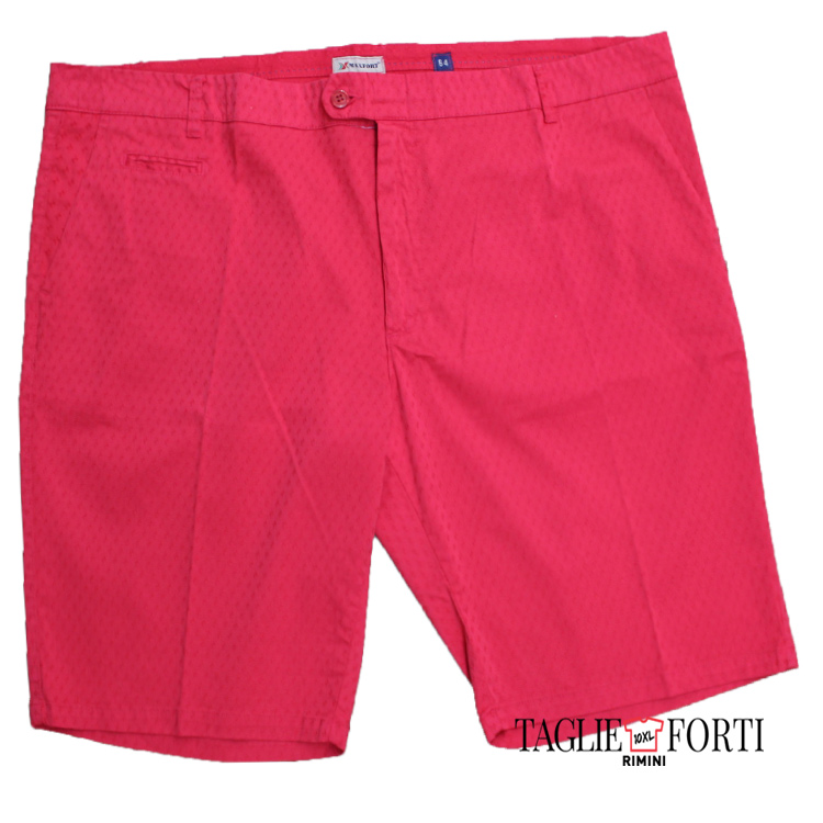 ed68e6103c2 Maxfort Short man outsize trousers item azalea red