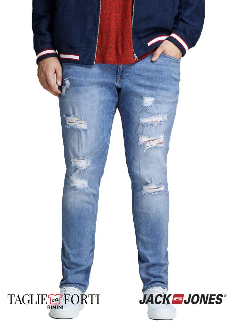 b3b5e9491524 Jack   Jones jeans uomo taglie forti uomo articolo 12149785