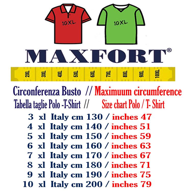 0464cc1f8f9f6 Maxfort. T-shirt men s plus size article 29717 blue
