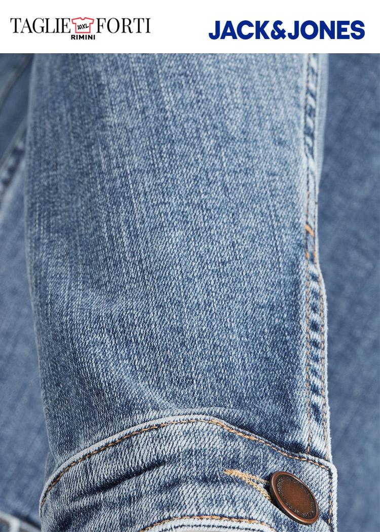 newest 80e54 0a5b8 Jones Giubbotto Uomo Jeans Articolo Jackamp; Taglie 12142799 ...