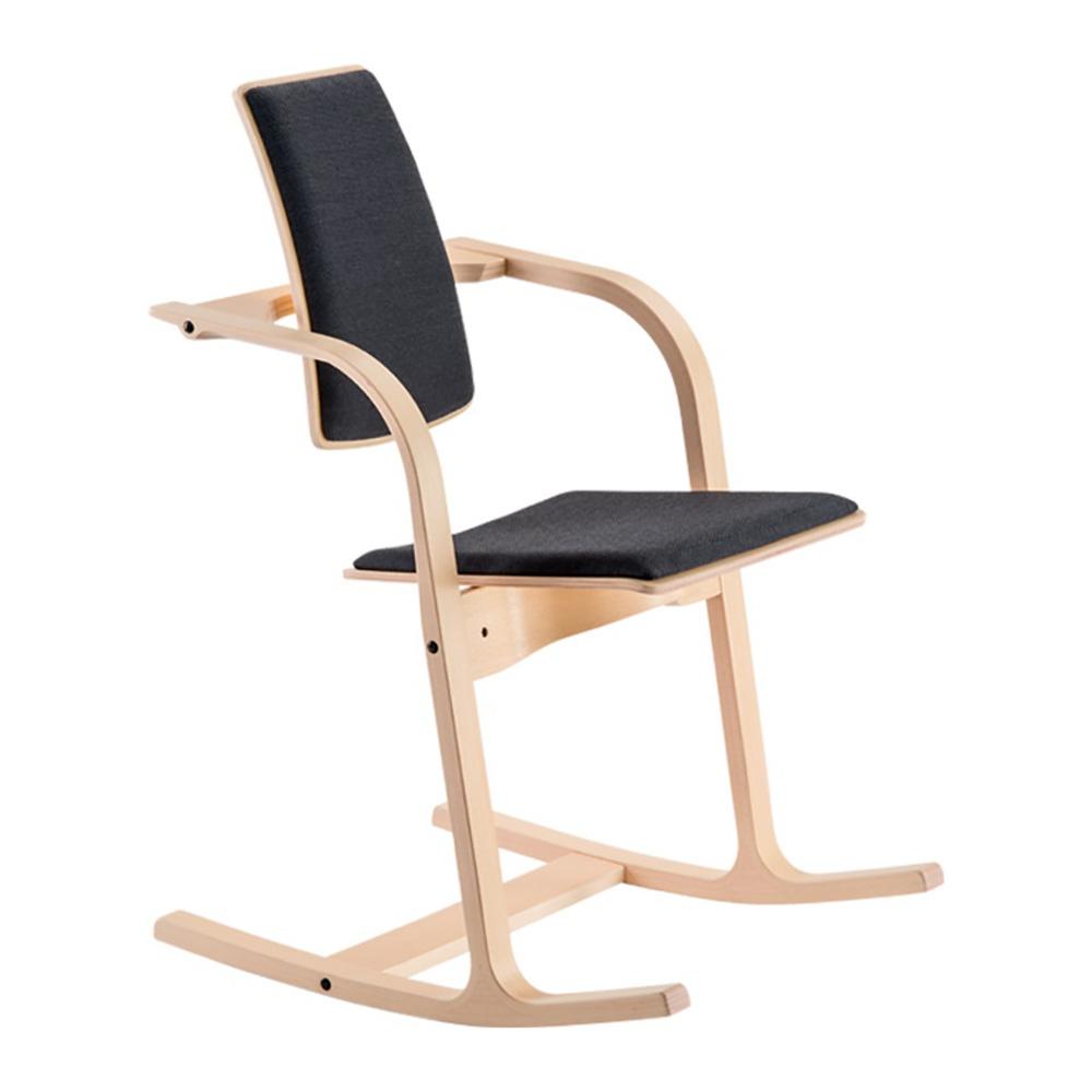 Sedia ergonomica Varier by Stokke Actulum faggio | Ideal Sedia