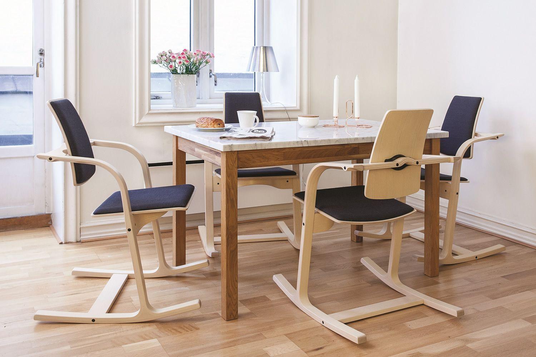 Sedia ergonomica varier by stokke actulum faggio ideal sedia